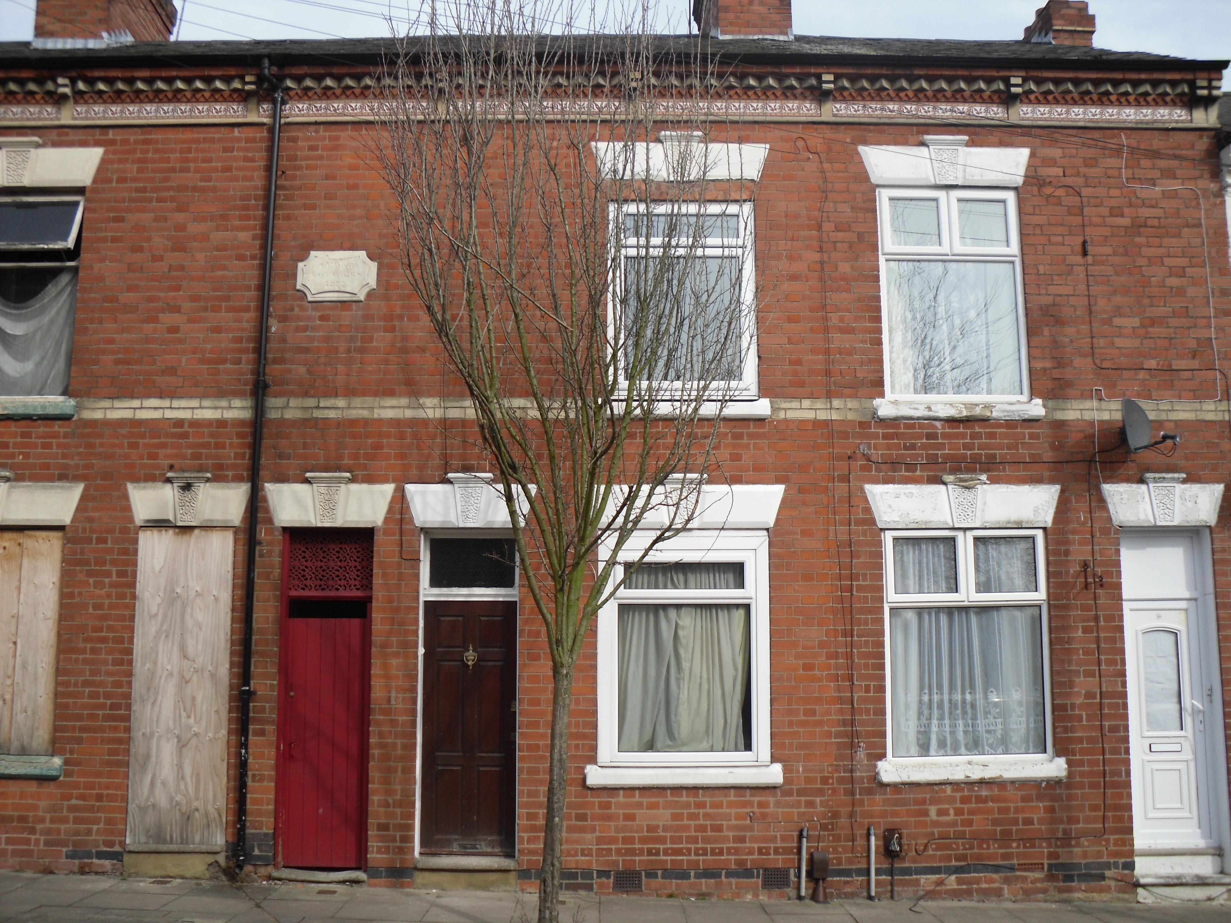 Cedar Road, Leicester