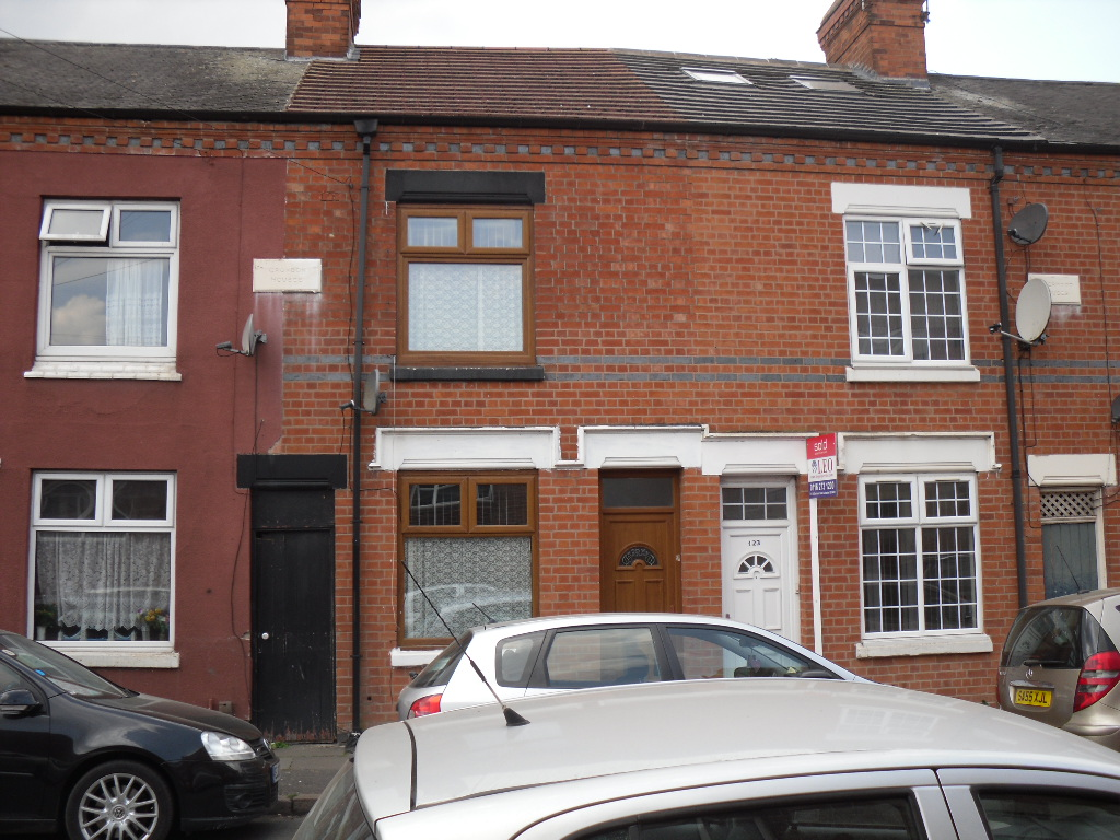 Cottersmore Road, Leicester