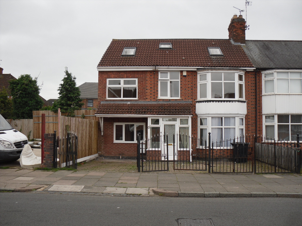 Ethel Road, Leicester