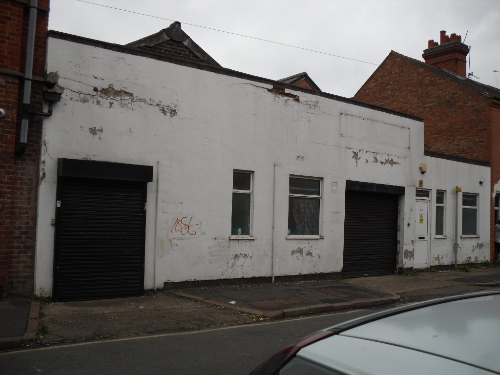 Constance Road, Leicester